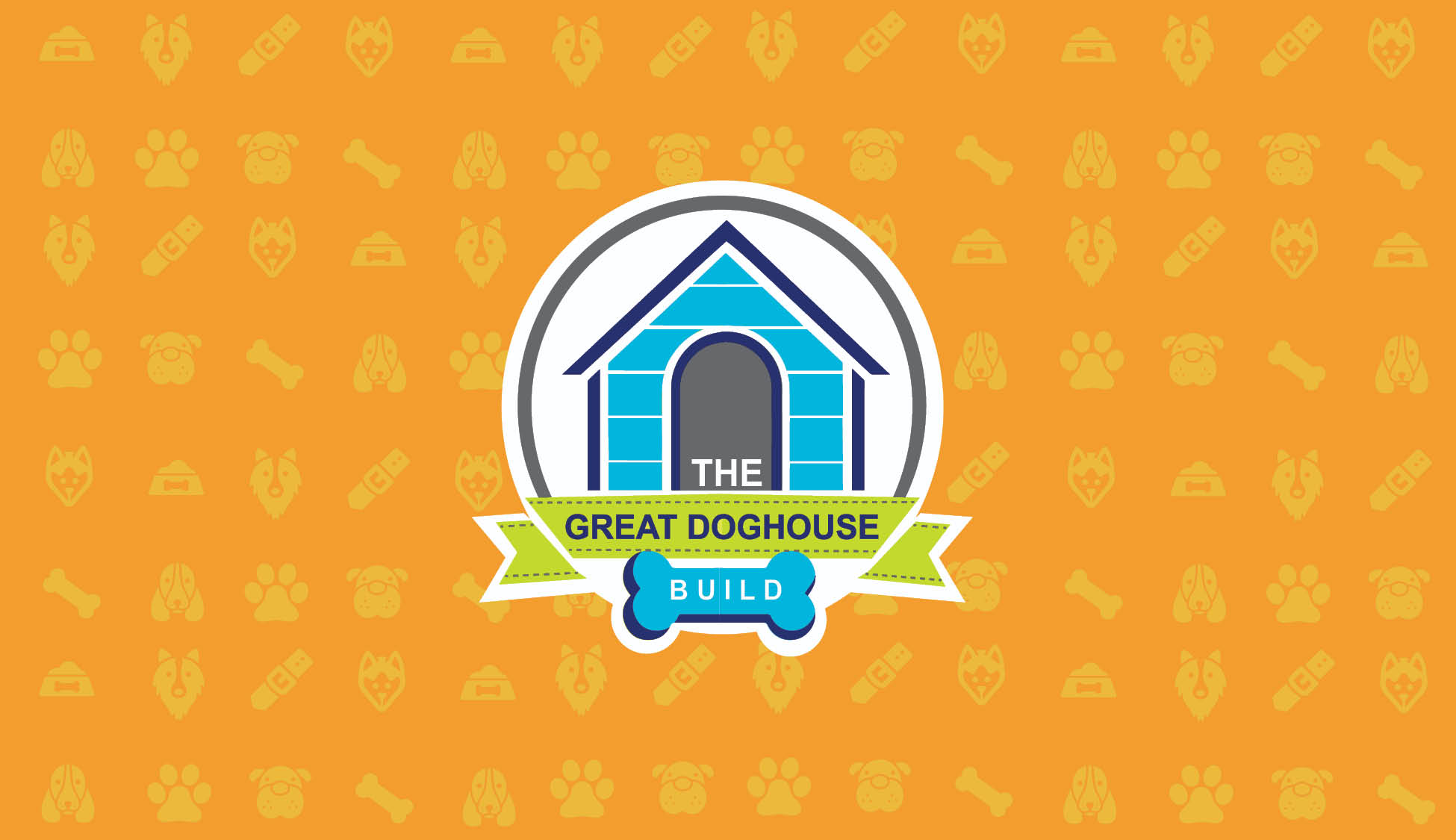 Great Doghouse Build Website Cover photo for event page